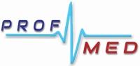 """NZOZ """"Prof-Med"""" Sp. z o.o. Logo"""